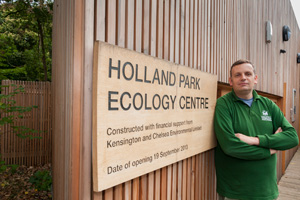 Holland Park Ecology Centre