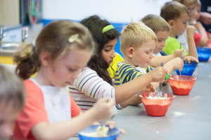 Kids' Cookery School